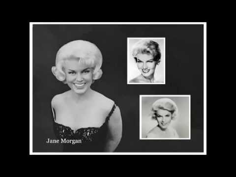 JANE MORGAN - Melodie D'amour�)with lyrics