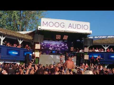Despacito-Daddy Yankie ft Luis Fonsi Live(BeachClub)