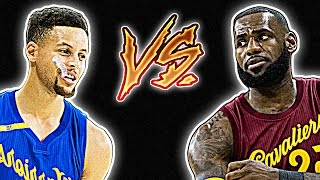 Cavaliers vs warriors top 10 plays - christmas day 2016 ᴴᴰ