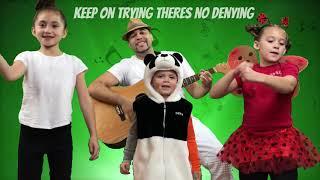 "Kids Song  BlackBerry Jam Kids Music- ""Keep On Trying"""
