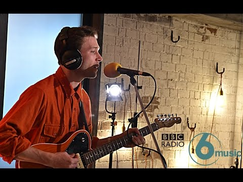 Teleman perform Tangerine in the 6 Music   Room