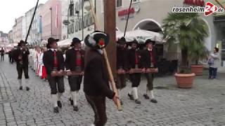 Impressionen vom Erntedank-Festzug 2018