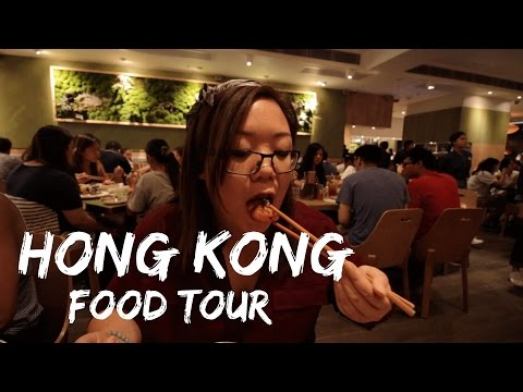 Buffets, Durian, Fried Chicken, Ramen, Eggettes, Dim Sum | Hong Kong Food Tour 2016