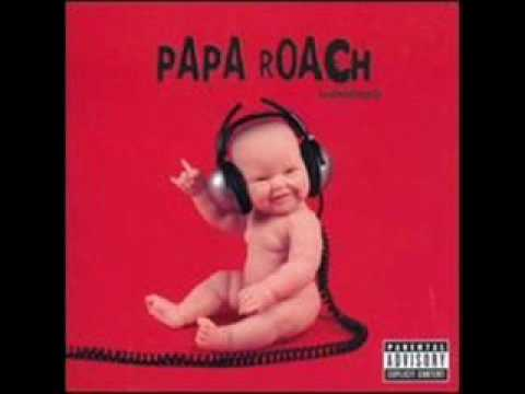 papa roach black clouds