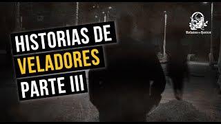HISTORIAS DE VELADORES III (HISTORIAS DE TERROR)