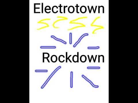 Electrotown - Rockdown