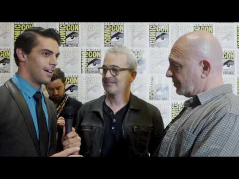 Thats My Entertainment Interviews Alex Kurtzman & Akiva Goldsman From Star Trek Discovery