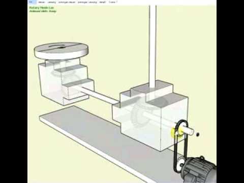 Simulasi mesin dengan Plugin Sketchy Physic