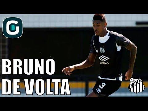 Bruno Henrique De Volta No Santos E Relacionado Contra O Bahia- Gazeta Esportiva (20/04/18)