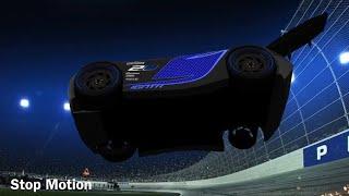 Jackson Storm Appearance - Stop Motion Animation