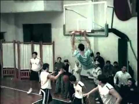 yi jianlian nike commercial chinese basketball phenom