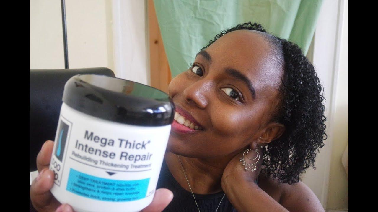 Doo Gro Mega Thick Intense Repair Treatment Review Demo