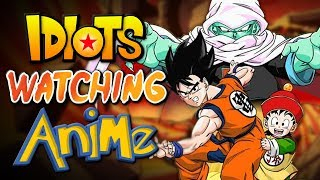 Idiots Watching Anime #1 - Dragon Ball Z: Dead Zone