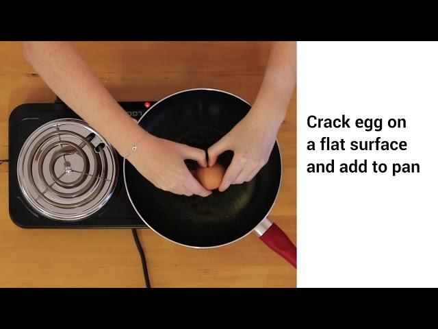 TopLay Basics | How to Fry an Egg