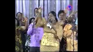 Bishop Margaret Wanjiru - Destroying marine spirits