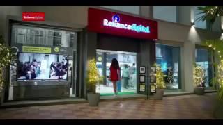 Disha Patani's New Reliance Digital Ad