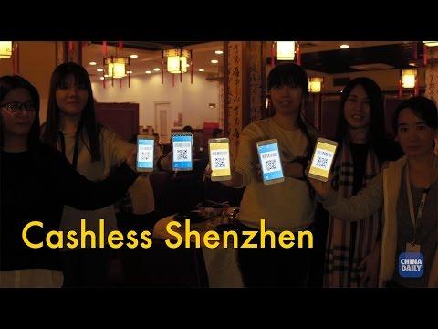 Cashless Shenzhen