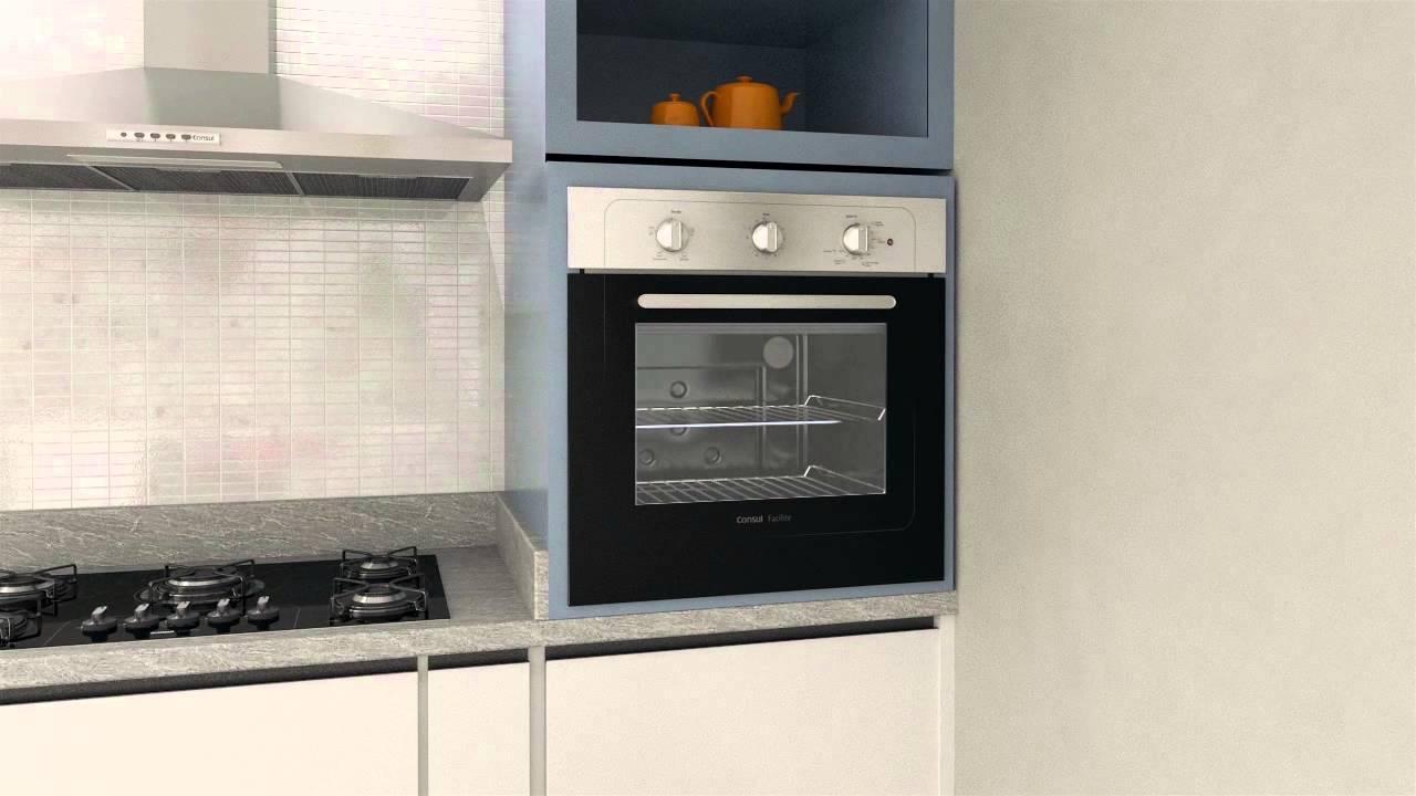 Instala o forno consul facilite youtube - O forno do curro ...
