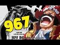 Vua hải tặc GOL D. ROGER tìm ra Kho báu ONE PIECE của JOY BOY [Phân tích One Piece Chapter 967]