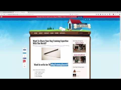 How To Find High Authority Websites For Guest Posting and Backlinks #2