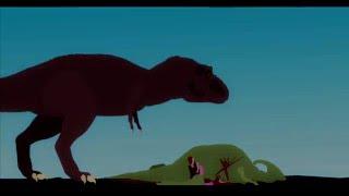 Tyrannosaurus Rex Vs Carnotaurus (NEW SERIES ANNOUNCEMENT)