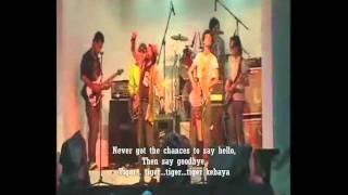 MARIONEXXES - Tiger Malaya (with lyrics)