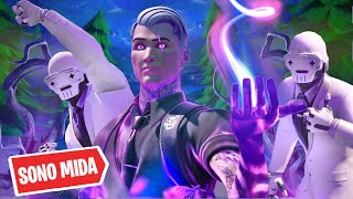 MI FINGO MIDA OMBRA COME BOSS! 😱 Fortnite