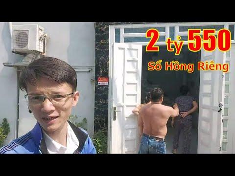 Livestream Bán Nhà 1 Lầu Hẻm 5m Đường Số 12 Quận Bình Tân, Sổ Hồng Riêng
