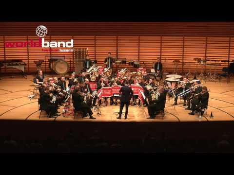 Brass Band Luzern Land - Castell Caerffili  by Thomas James Powell
