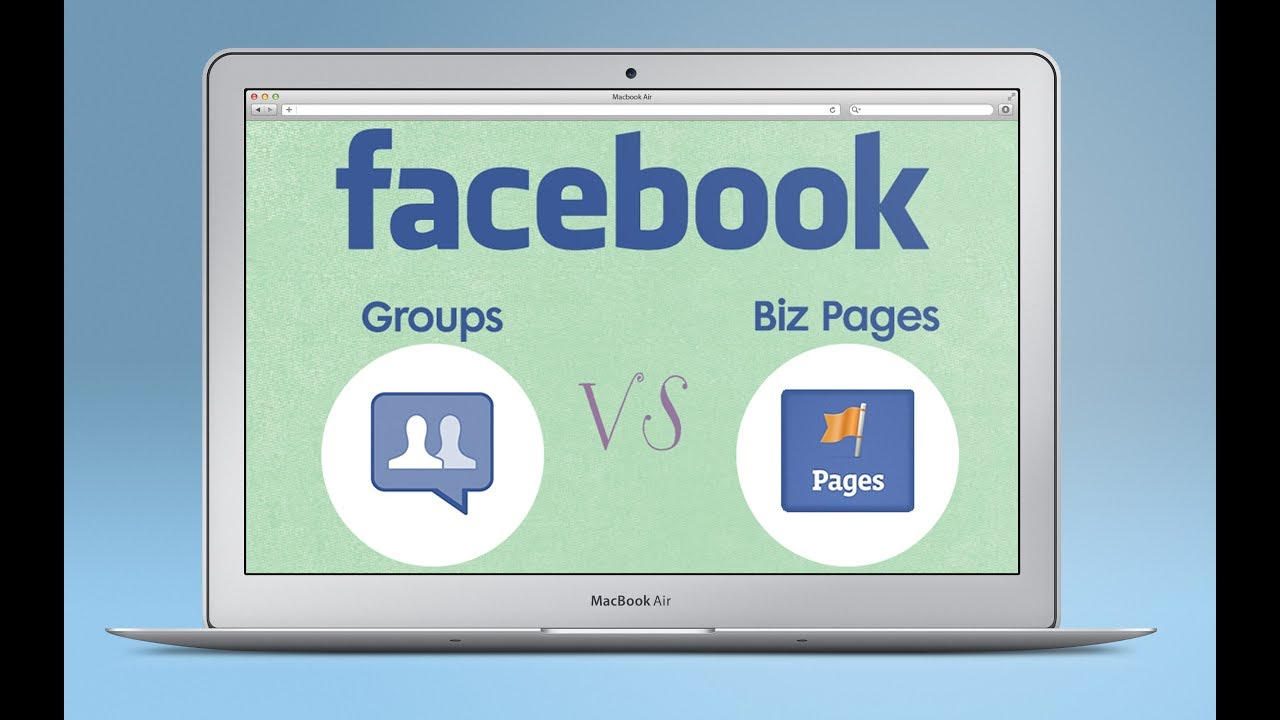 How to Create a Facebook Group & Business Page for your Paparazzi business