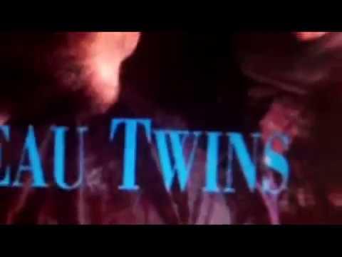 Cocteau Twins - Pink Orange Red
