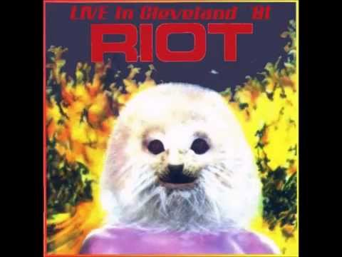 Riot -  Live at The Agora, Cleveland, Ohio, USA - 11/8/1981(Full)