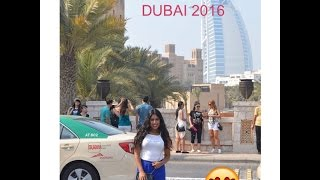 Dubai '16 | Vlog #10 | Iraishanafisaa