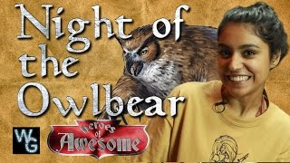 Night of the Owlbear -  Dungeons and Dragons Heroes of Awesome: Chapter 5