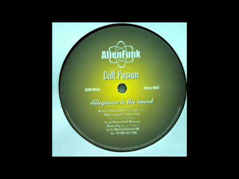 Cult Fusion - Allegiance to the Sound