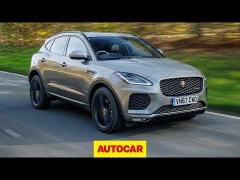 2018 Jaguar E-Pace review   Small Jaguar SUV driven   Autocar