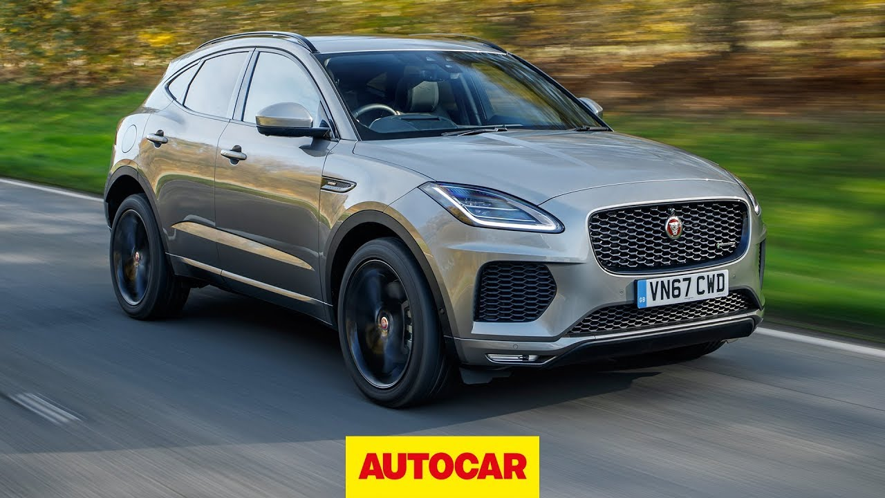 2018 Jaguar E Pace Review Small Suv Driven Autocar