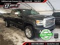 2018 GMC Sierra 2500HD Denali NAVIGATION, CREW CAB, SUNROOF, BED LINER