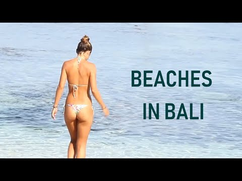 Awesome Beaches In Bali! — Padawa Beach And Green Ball Beach (Bali, Indonesia)