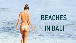 Beaches in Bali! — Padawa beach and Green Ball beach (Bali, indonesia)