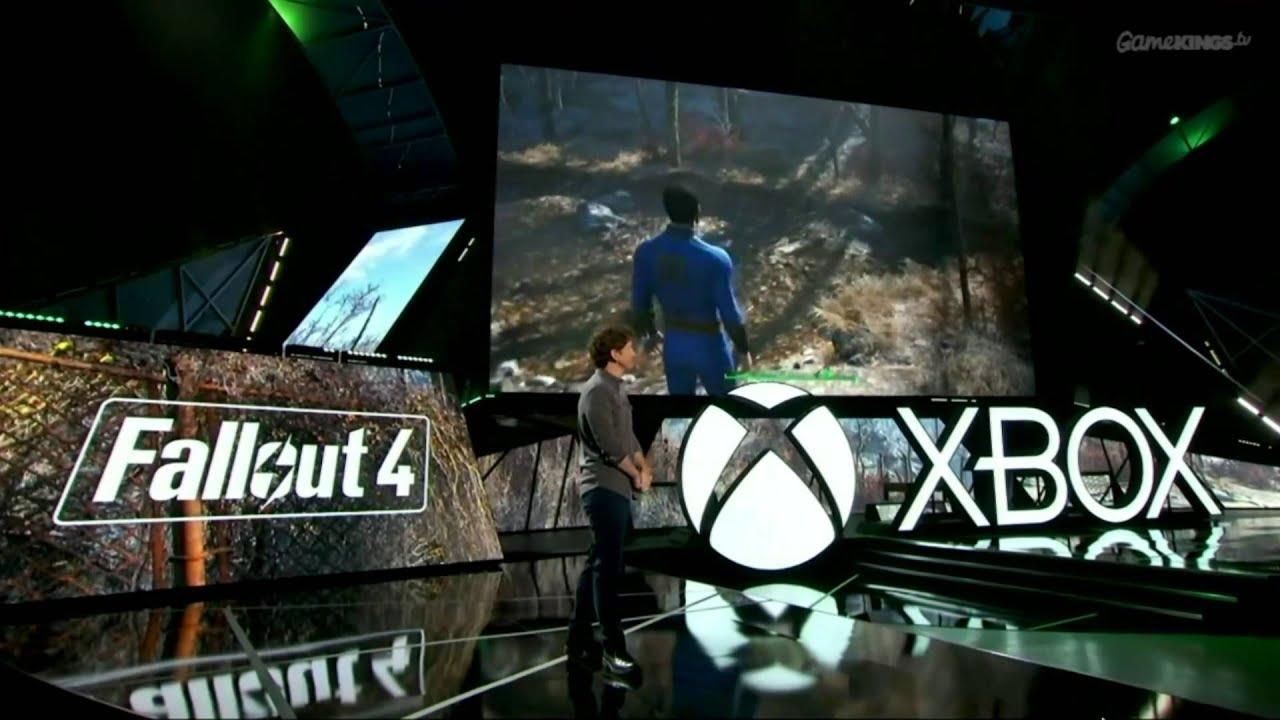 E3 Xbox Persconferentie
