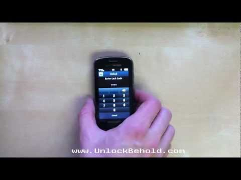 U960 Samsung Rogue Read Phone Lock Password