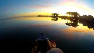 19 Trout Per Hour while Kayak Fishing Galveston Bay