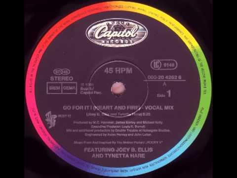 Joey B Ellis  Go For It! Double Trouble Remix