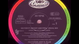 Joey B. Ellis - Go For It! (Double Trouble Remix)