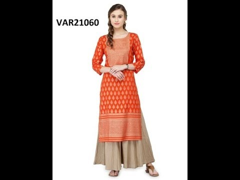 palazzo pants fashion Plazo & long kurti/unique dress idea for eid festivals.