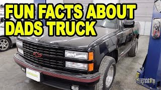 "Fun Facts About ""Dads Truck"" (1988-1998 Chevy C/K Trucks)"