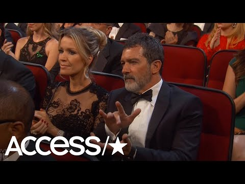 Antonio Banderas' Emmys Award Clap Confuses The Internet  Access