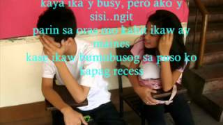 Repeat youtube video Classmate - Hambog (Official lyrics video) [Sagpro Krew]