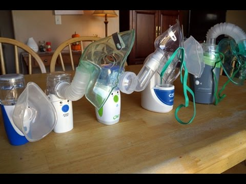 Nebulizer Review and Final Choice
